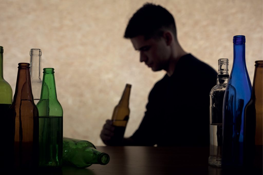 upojenie alkoholowe