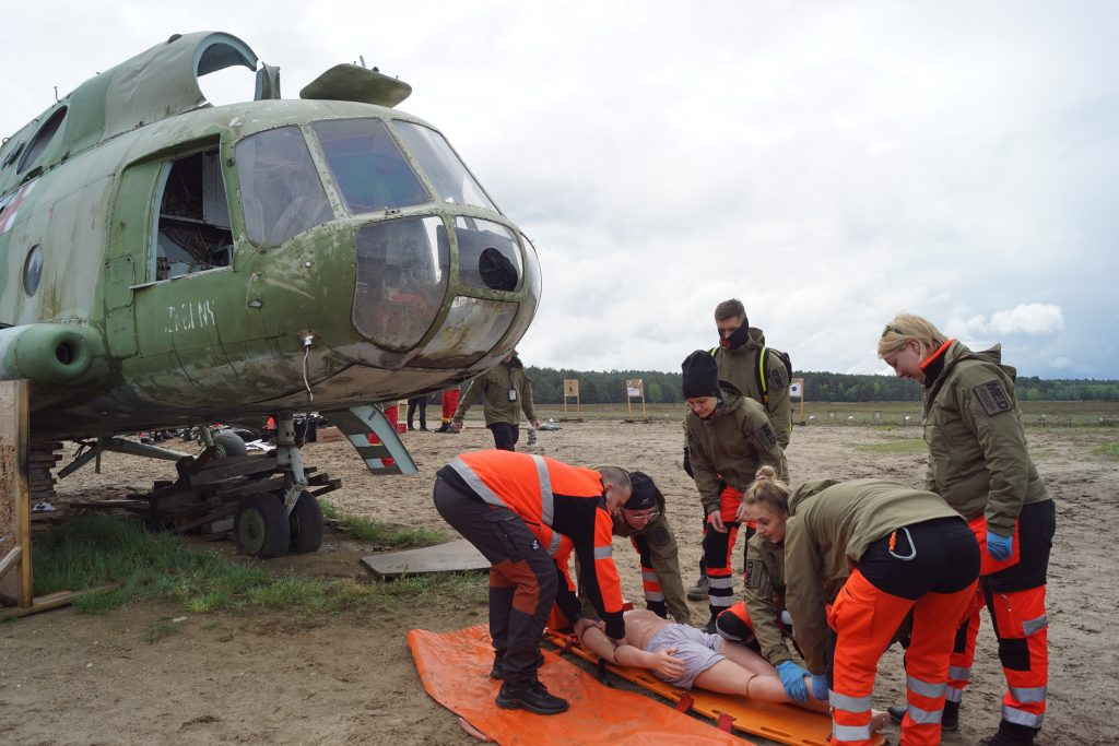 Polsko-Niemiecka współpraca w ratownictwie medycznym