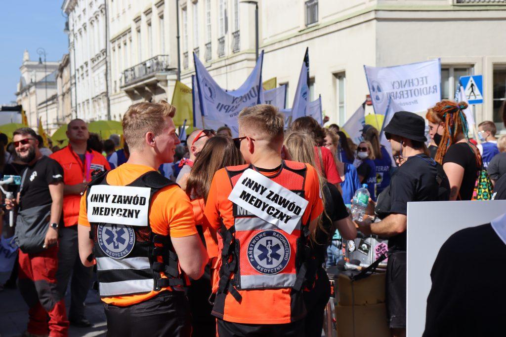Nowe propozycje płacowe dla ratowników